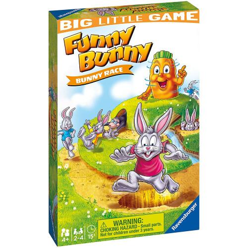 Ravensburger Travel Game Funny Bunny
