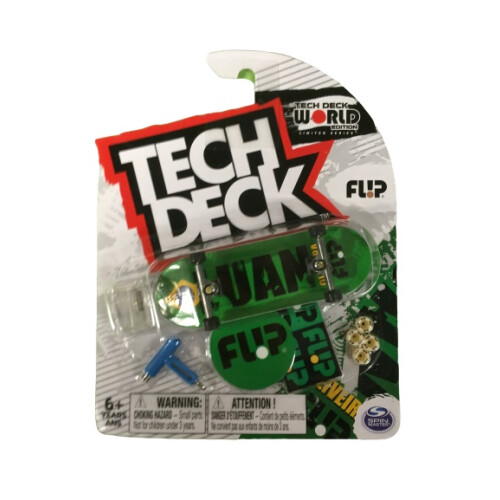Tech Deck - World Edition - Flip Luan