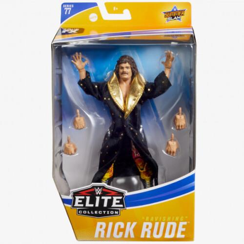 "WWE Elite Collection - Summer Slam - ""Ravishing"" Rick Rude"