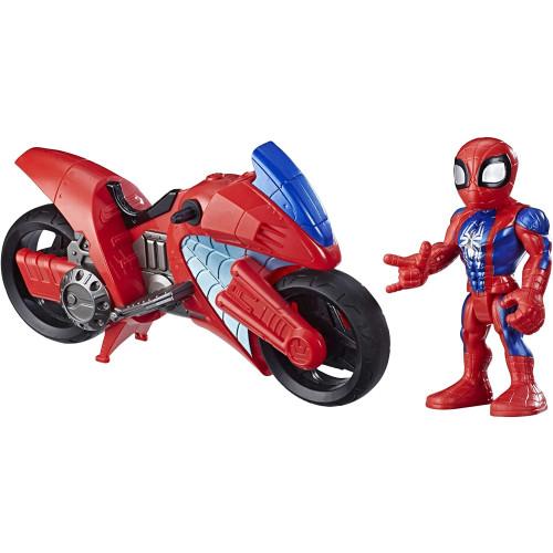 Marvel Super Hero Adventures - Spider-man Swingin' Speeder