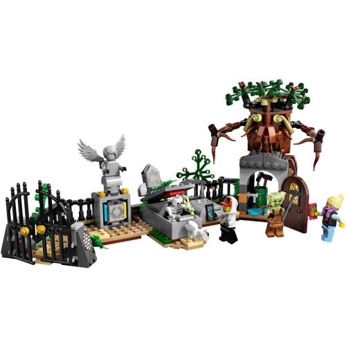 Lego 70420 Hidden Side Graveyard Mystery
