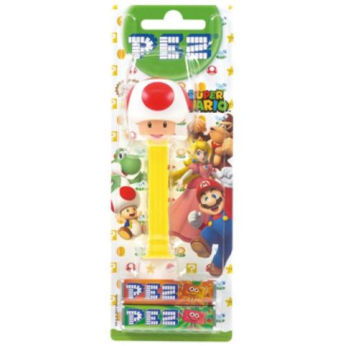 Super Mario Pez Dispenser - Toad