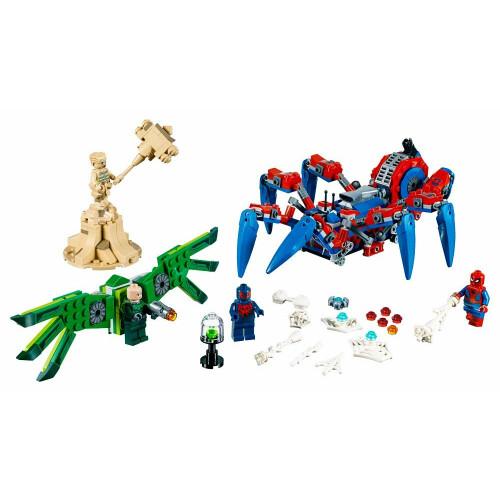 Lego 76114 Super Heroes Spider-Man Spider Crawler