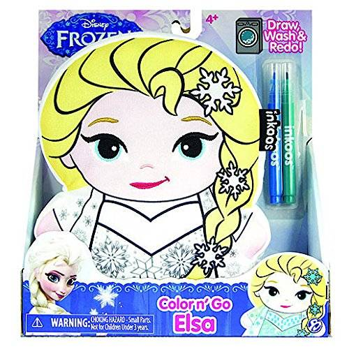 Inkoos Disney Frozen Colour N Go Elsa