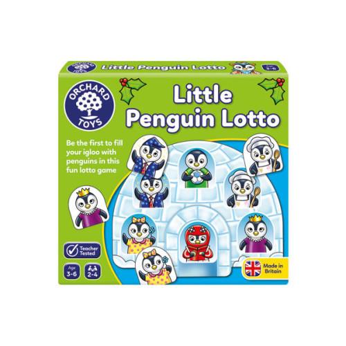 Orchard Mini Game Little Penguin Lotto