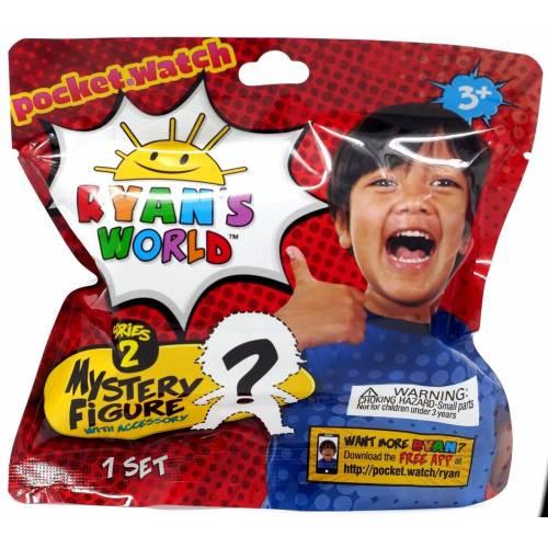 Ryan's World Mystery Figure Series 2