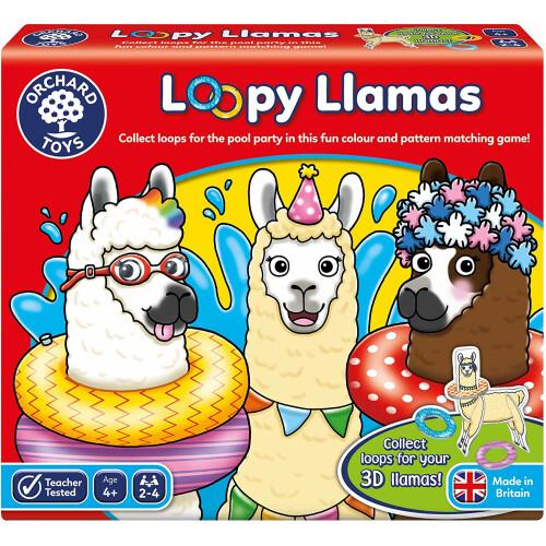 Orchard Loopy Llamas