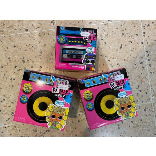 Big LOL Remix Bundle (RRP £51.97)
