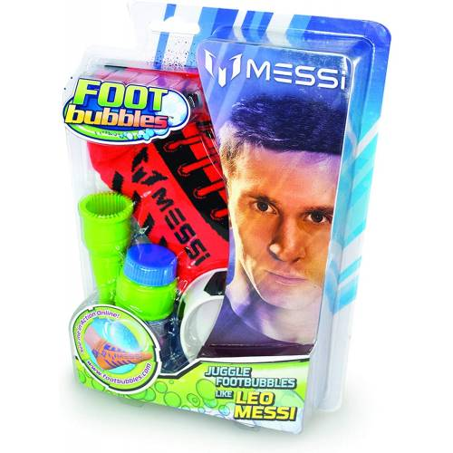 Messi Foot Bubbles - Red