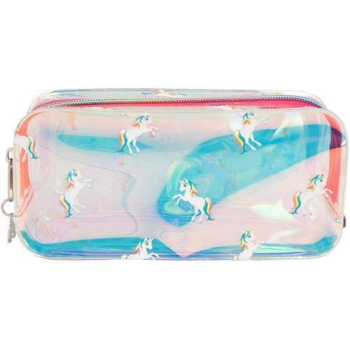 Depesche Ylvi & the Minimoomis See Through Unicorn Pencil Case