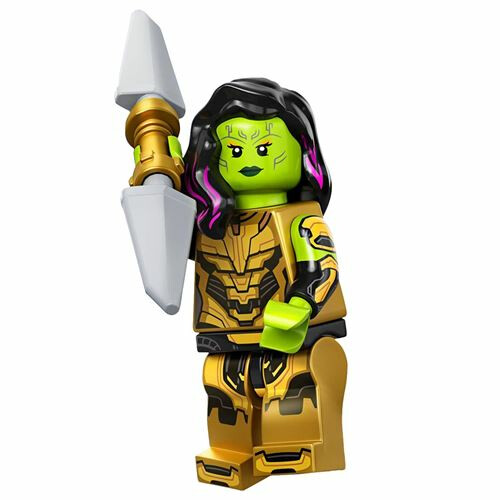 Lego 71031 Marvel Studios Minifigures - Gamora