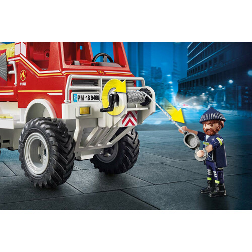 Playmobil 9466 Fire Truck
