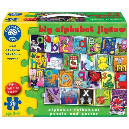 Orchard Big Alphabet Puzzle