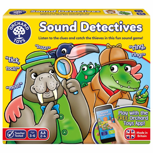 Orchard Sound Detectives