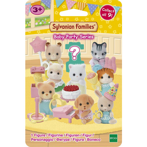 Sylvanian Families Baby Party Series