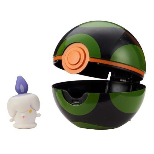Pokemon Clip 'N' Go -  Litwick