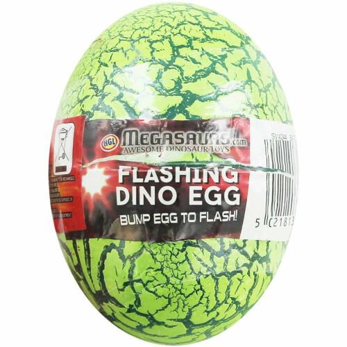 Flashing Dino Egg