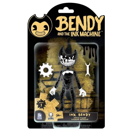 Bendy and the Ink Machine - Ink Bendy Action Figure