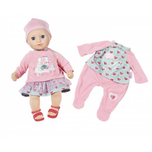 Baby Annabell Little Annabell with Dress and Romper