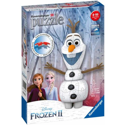 Ravensburger 3D 54pc Puzzle Frozen 2 Olaf