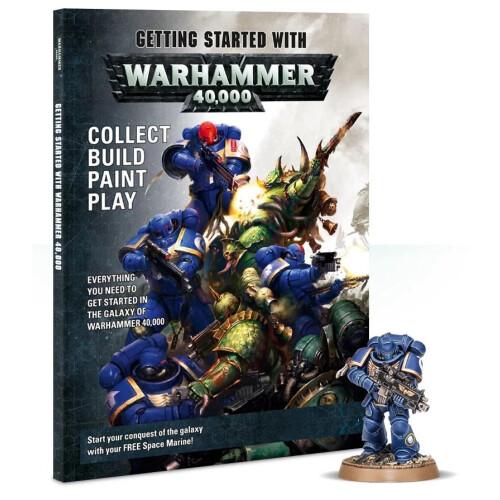 Warhammer 40,000 - Getting Started with Warhammer 40,000