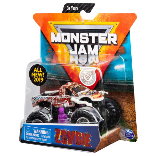 Monster Jam - Zombie