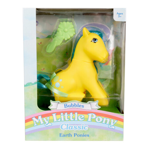 My Little Pony Classic Earth Ponies - Bubbles