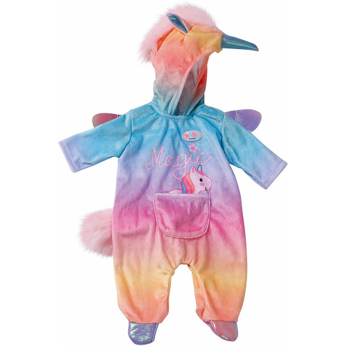 Baby Born Magic Unicorn Onesie
