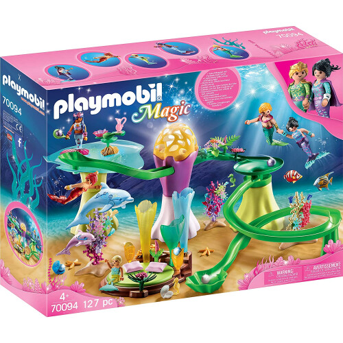 Playmobil 70094 Magic Mermaid Cove with Illuminated Dome