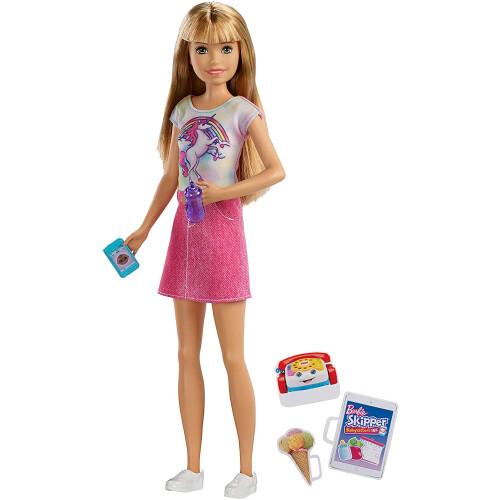 Barbie Skipper Babysitters INC Doll & Accessories (FXG91)