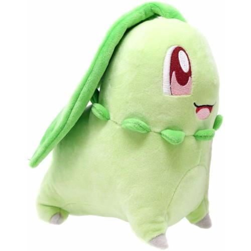 Pokemon 8 Inch Plush - Chikorita