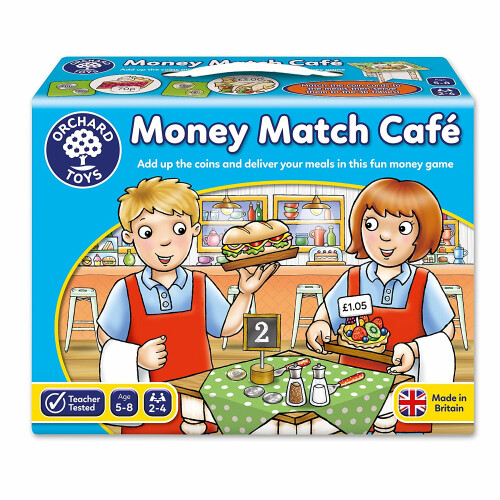 Orchard Money Match Cafe Game