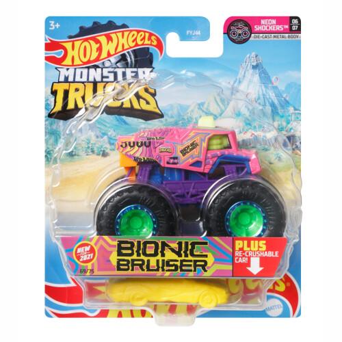 Hot Wheels Monster Trucks - Bionic Bruiser