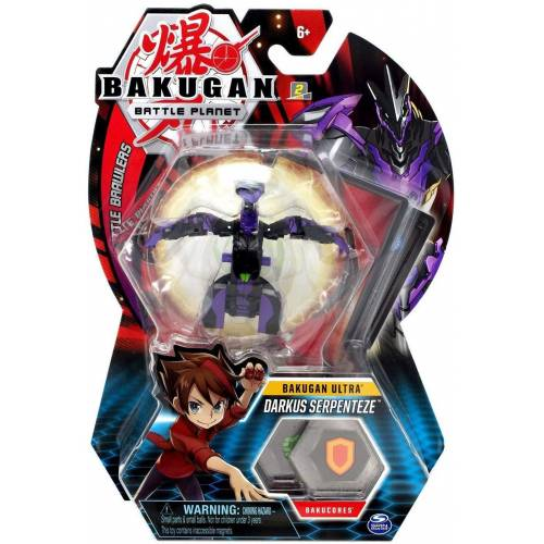 Bakugan Ultra - Darkus Serpenteze