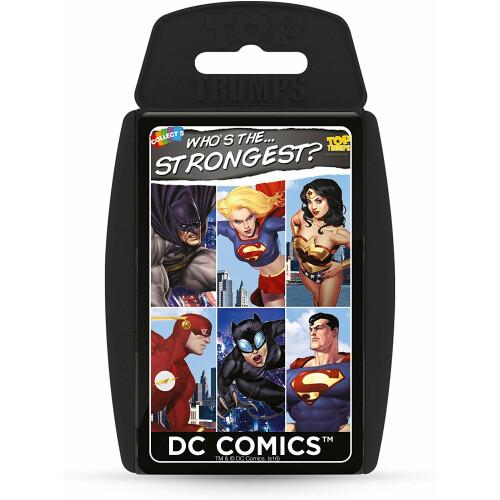 Top Trumps DC Comics