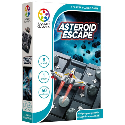 Puzzle Game - Asteroid Escape