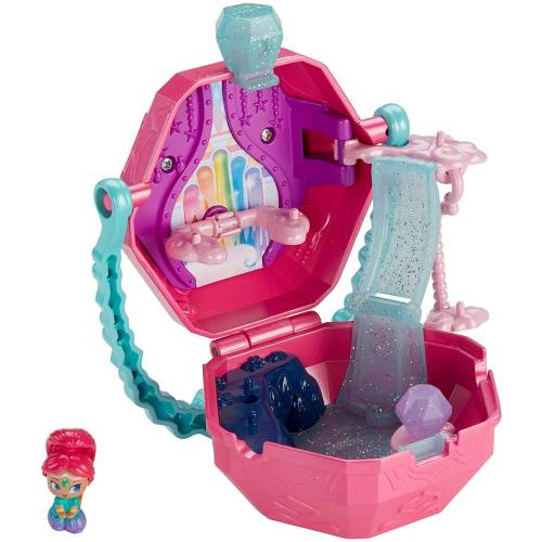 Shimmer & Shine Teenie Genies Rainbow Zahramay On-the-Go Playset
