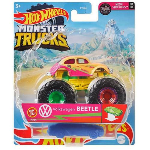 Hot Wheels Monster Trucks - Volkswagen Beetle