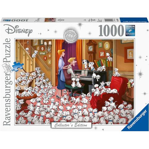 Ravensburger 1000pc Disney Collector's Edition Jigsaw Puzzle 101 Dalmatians