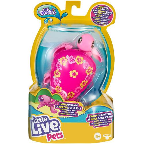 Little Live Pets Lil' Turtle - Laila