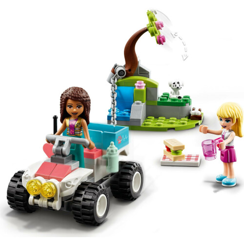 Lego 41442 Friends Vet Clinic Rescue Buggy