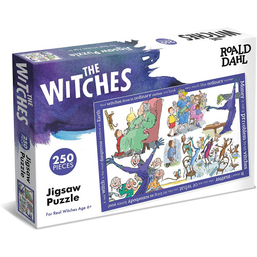Roald Dahl - The Witches 250pc Puzzle
