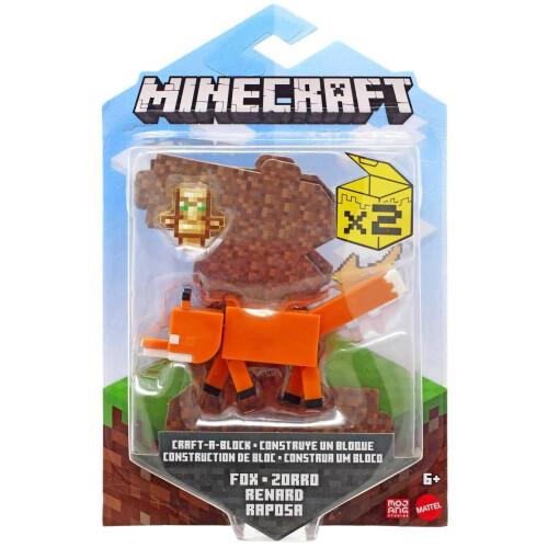 "Minecraft 3.25"" Figures - Fox"