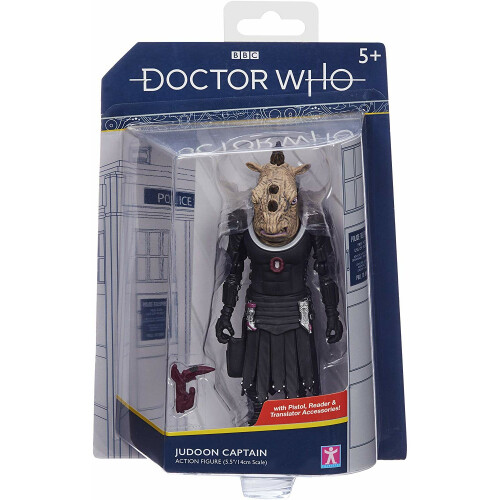 Doctor Who Figures - Judoon Captain