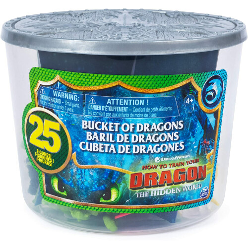 Bucket of Dragons