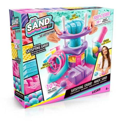 So Sand DIY Satisfying Studio - Magic Sand