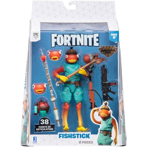 Fortnite Legendary Series 6 inch Figures - Fishstick