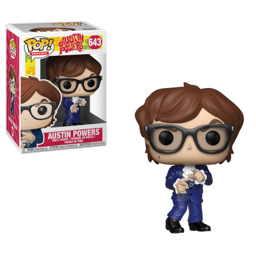 Funko Pop Vinyl Austin Powers 643