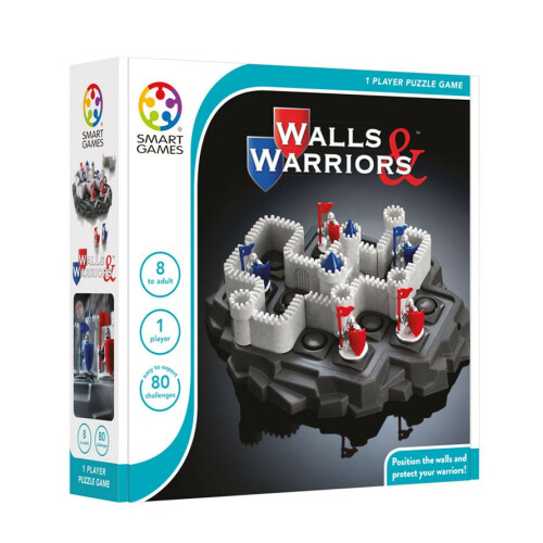 Puzzle Game - Walls & Warriors