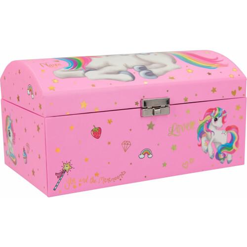 Depesche Ylvi & the Minimoomis Jewellery Box